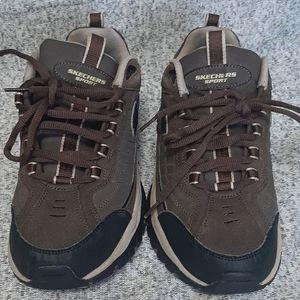 Skechers Sport Wide Fit Hiking Shoe